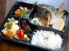Two Kind Grilled Fish Bento