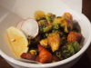 Deep-Fried Brussel Sprouts