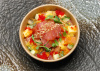 **15% Off**Mini Maguro (Yellowfin Tuna) Chirashi & Rib Eye Shabu Shabu Udon